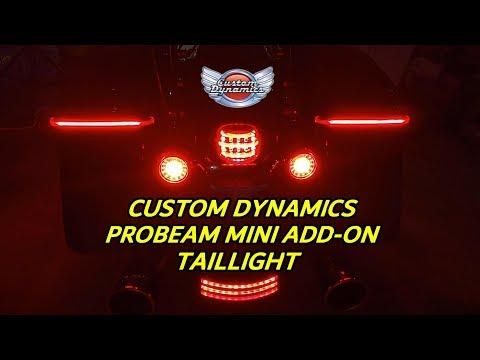 Custom Dynamics Probeam LED Mini Add-On Taillight