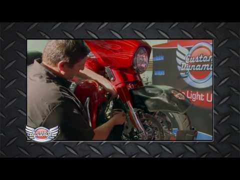Custom Dynamics Wheel Light Stainless Steel Installation
