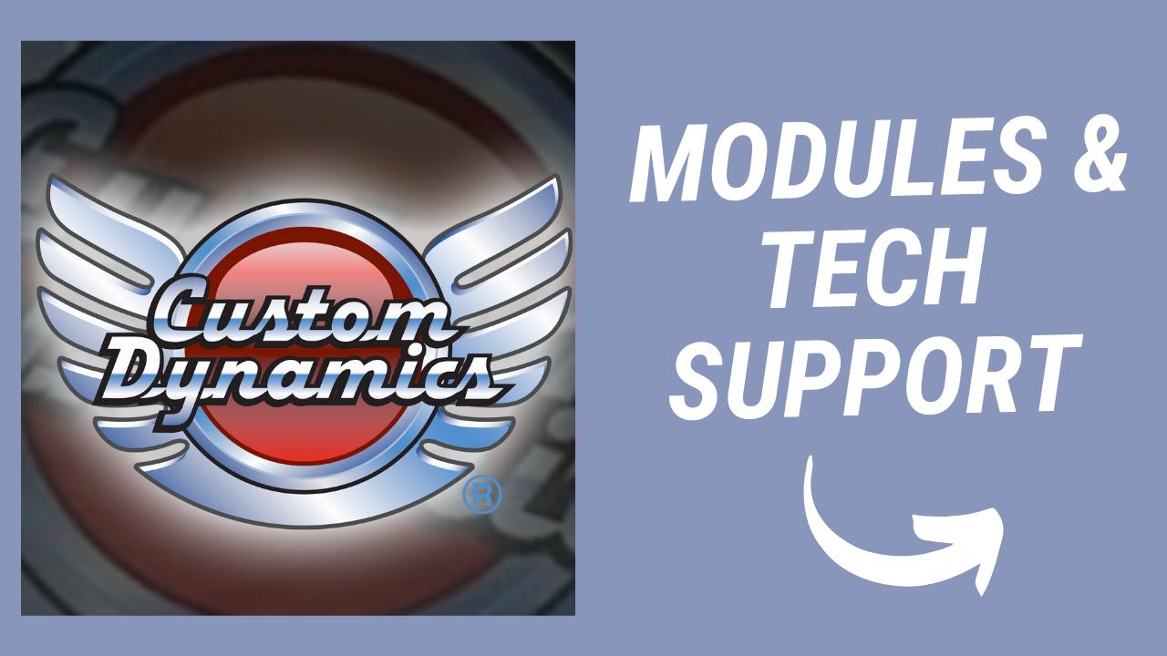 MODULES & TECH SUPPORT