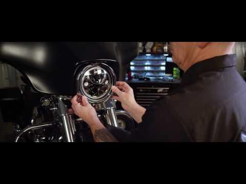 Custom Dynamics TruBEAM LED Trim Ring Installation