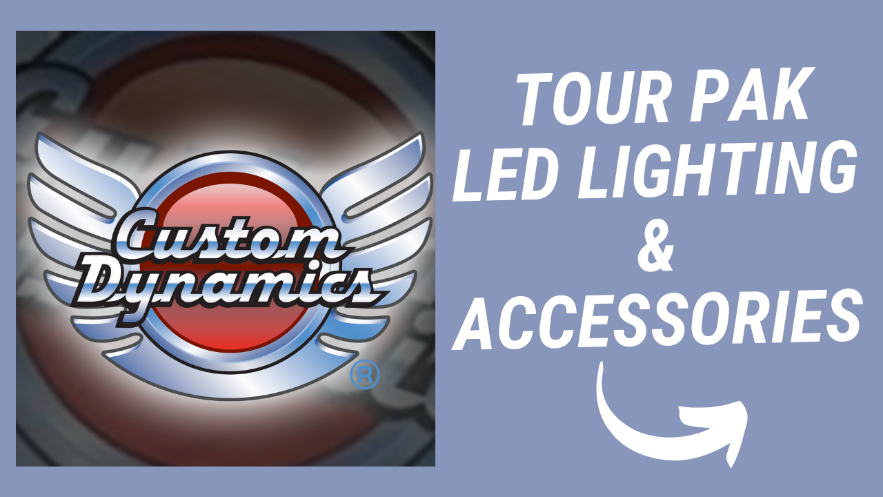 TOUR PAK LED LIGHTING & ACCESSORIES