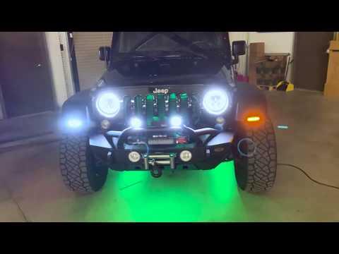 LED Light Bars - 4.5