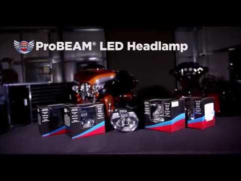 ProBEAM® LED Headlamp Installation