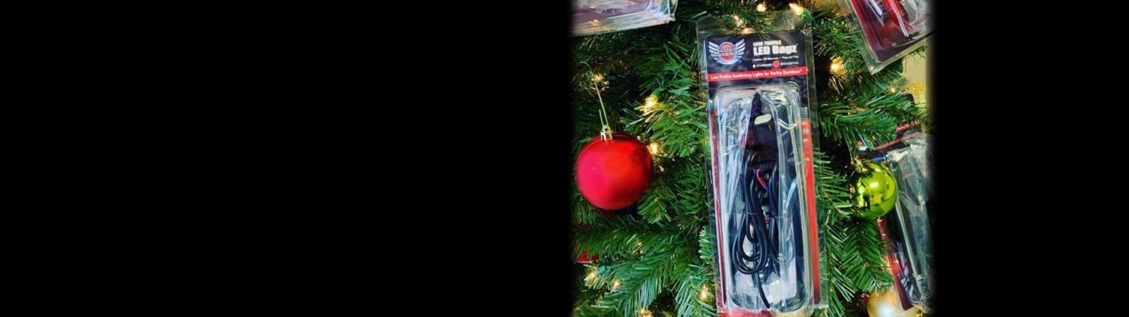 Custom Dynamics Motorcycle Christmas Gifts