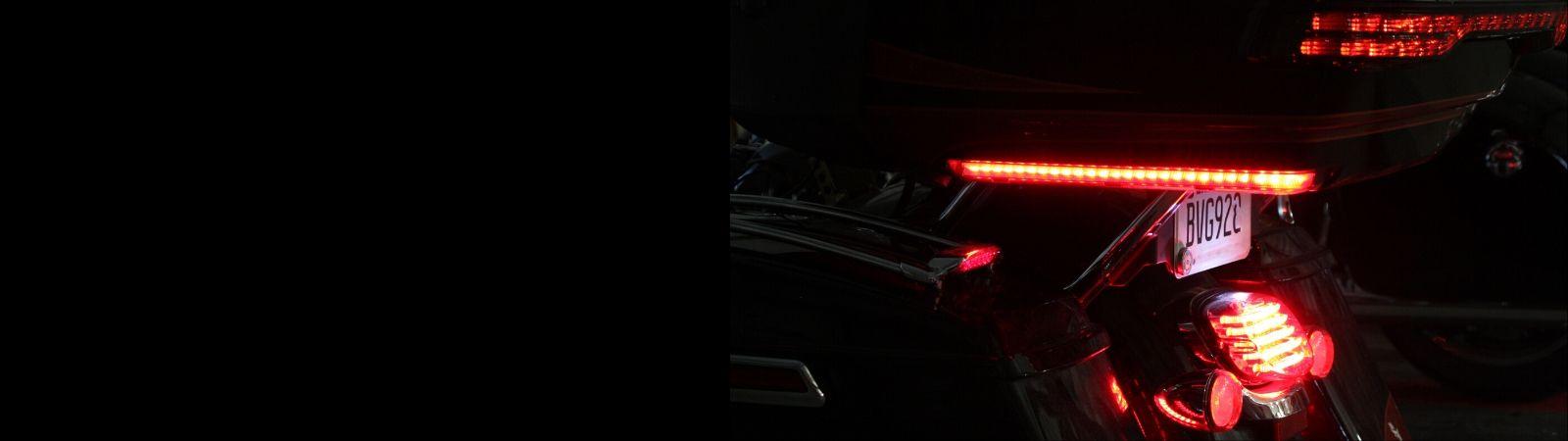 Motorcycle Tour Pak LED Lighting