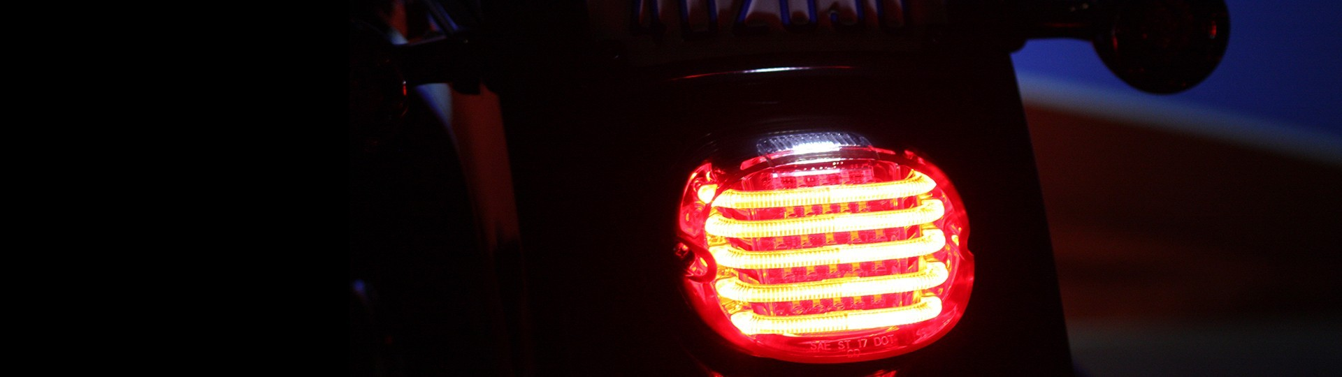 Motorcycle Led Lights By Custom Dynamics For Sale Used On Spyder Headlight Wiring Probeam Taillights