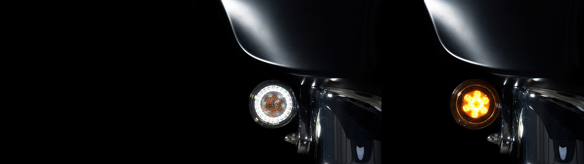 Motorcycle Led Lights By Custom Dynamics Shop Categories Store Home Electrical Turn Signals Tail Probeam Taillights